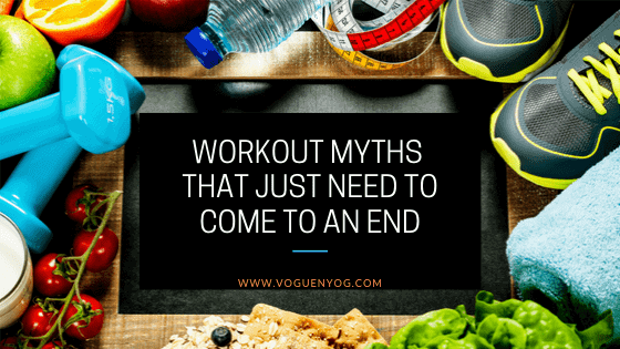 busting workout myths