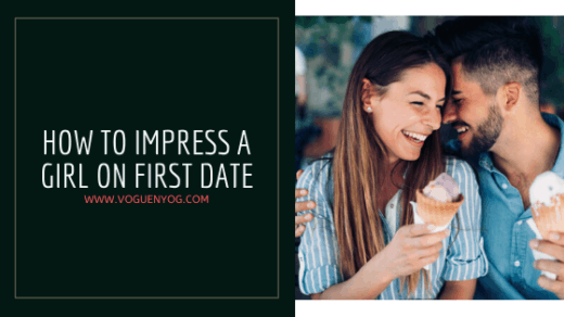How To Impress A Girl On First Date