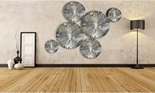 handmade metal wall art sculpture wall hanging