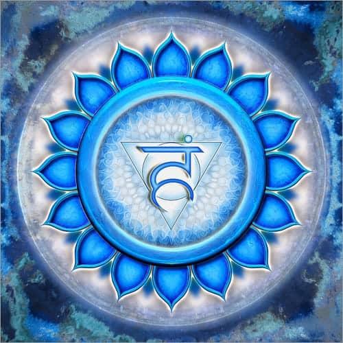 Fifth Chakra (Visuddha)