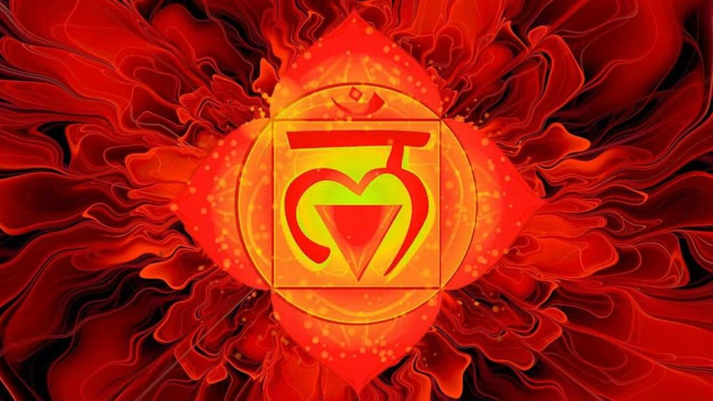 First Chakra, the Root Chakra (Muladhara):