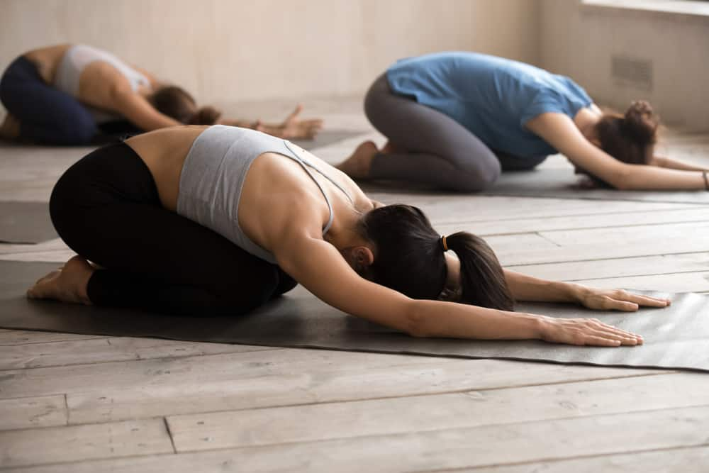 Balasana - Yoga Poses For Gastric Problems