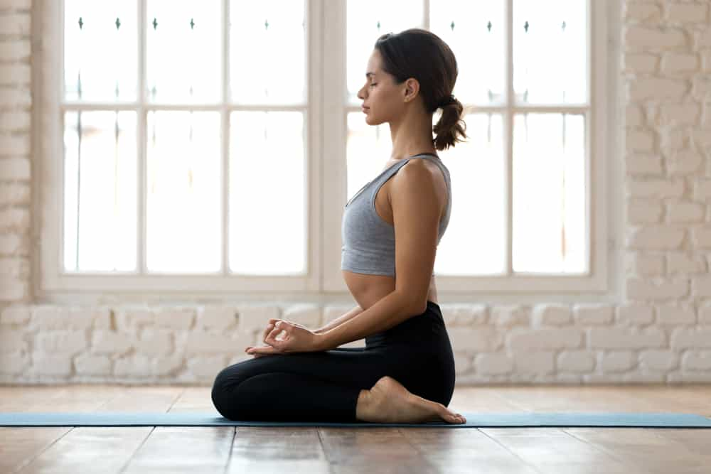 Vajrasana - Yoga Poses For Gastric Problems