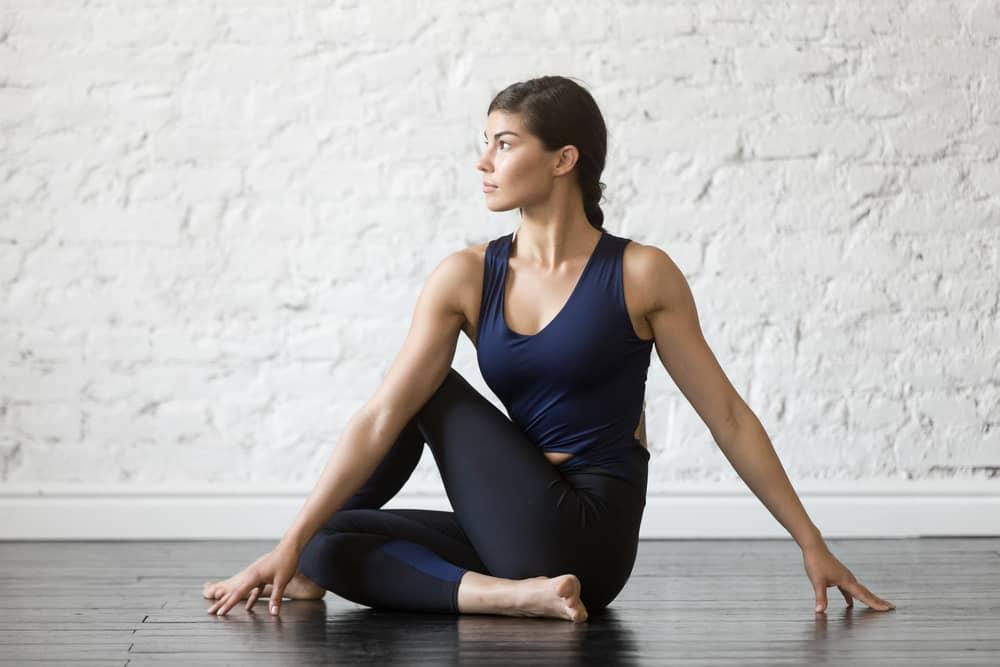 yoga asanas for piles
