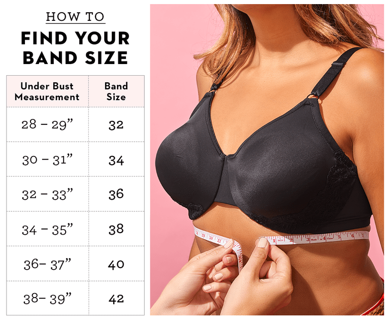 how to measure band size